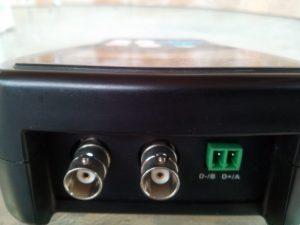 Tester per installazione telecamere ptz