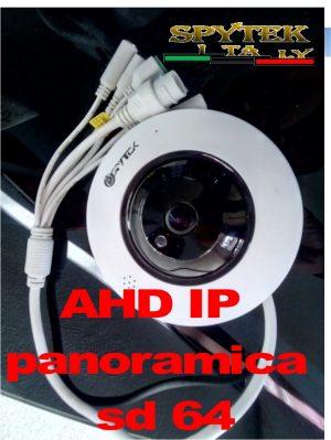 Telecamera da soffitto panoramica