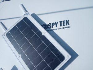 Sim 4g Router solare pannello wifi ip